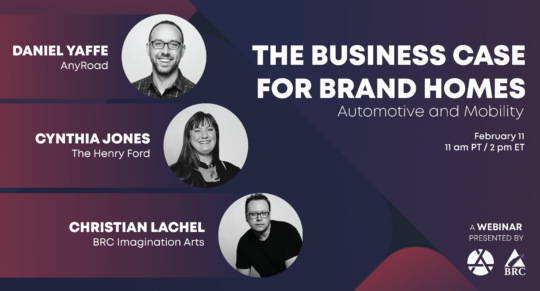 Webinar | The Business Case for Brand Homes –  Automotive and Mobility